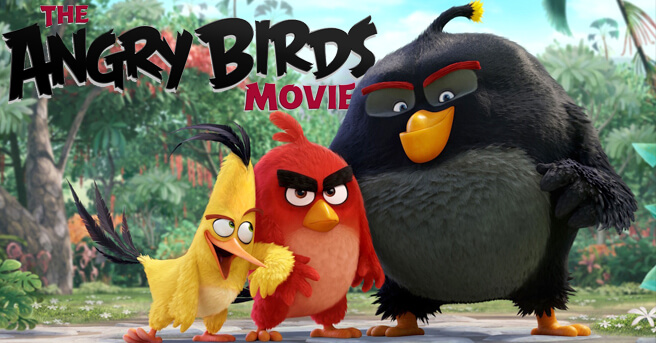 Angry Birds: The Movie (with Major Spoilers – be ye warned!)