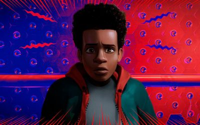 Spider Man: Into the Spider-Verse
